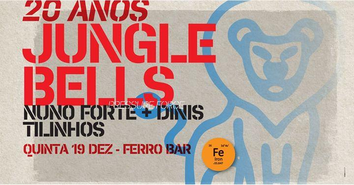 Jungle Bells 20 anos