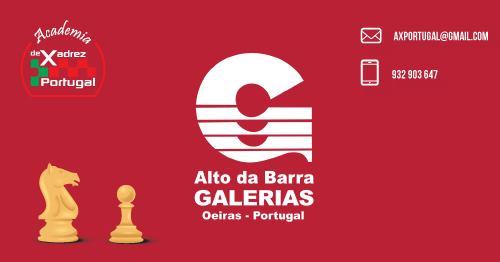 """14º Torneio de Xadrez Matinal """"Galerias Alto da Barra"""""""