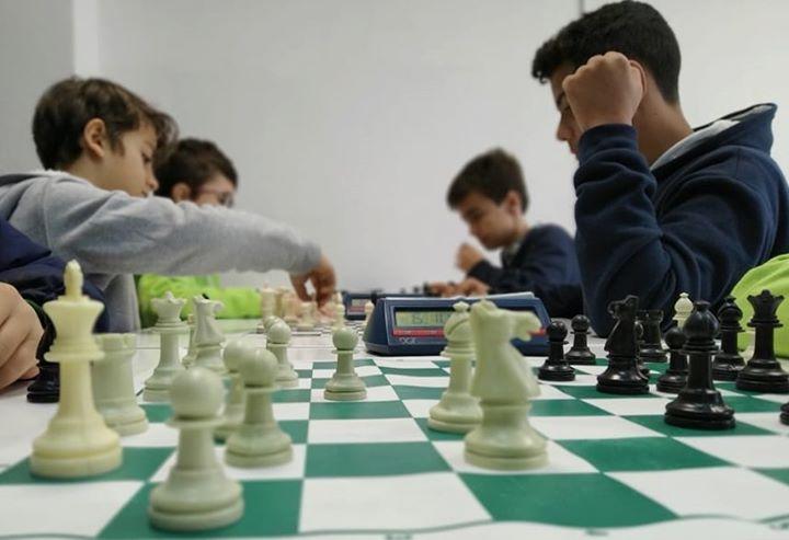 Aulas de Xadrez nas Férias do Natal