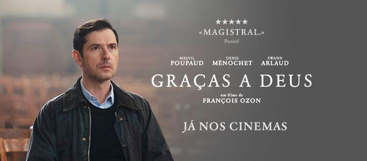 Graças a Deus, de François Ozon, no Teatro Campo Alegre