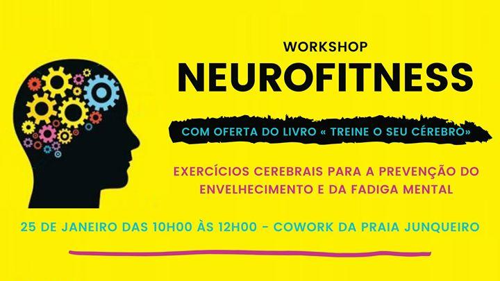 Workshop Neurofitness - oferta do livro «Treine o seu cérebro