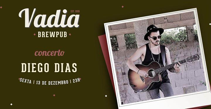Diego Dias / / Concerto Vadia Brewpub