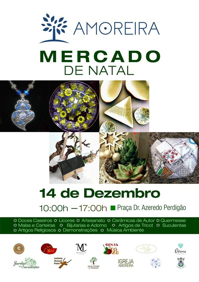 Mercado de Natal | Amoreira
