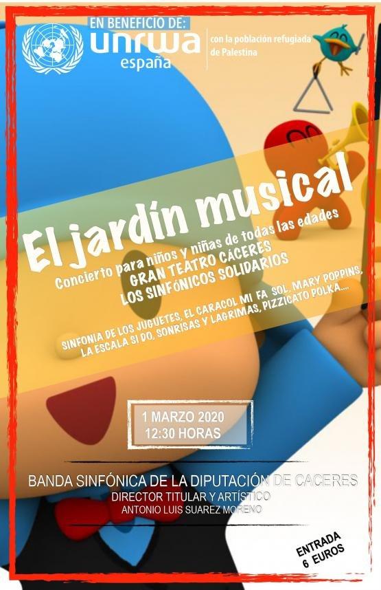 EL JARDIN MUSICAL