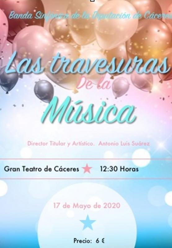 LAS TRAVESURAS DE LA MUSICA