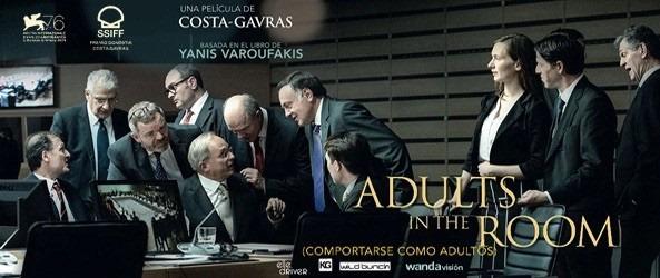 Comportarse Como Adultos, de Constantin Costa-Gavras