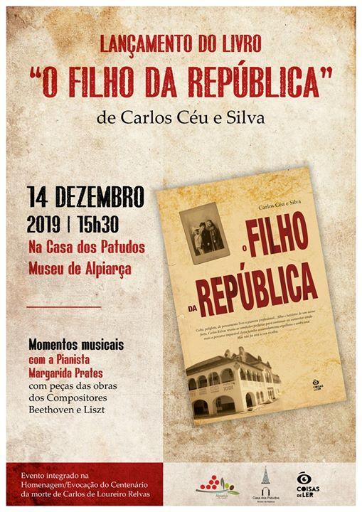 100.º Aniversário da morte de Carlos L. Relvas