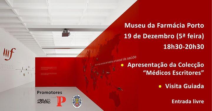 Reabertura do Museu da Farmácia Porto