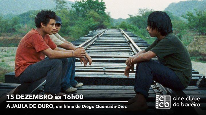 A Jaula de Ouro, um filme de Diego Quemada-Díez