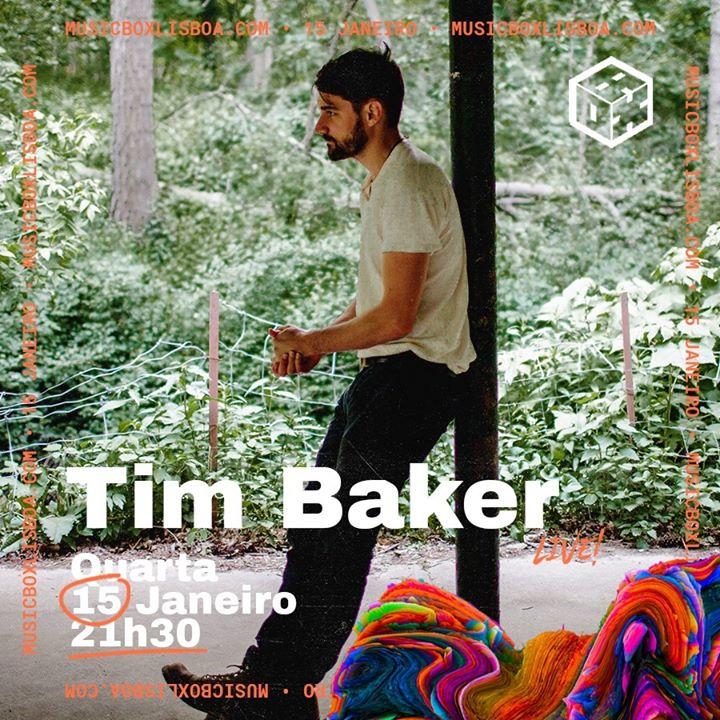 Tim Baker (Hey Rosetta!/Canadá) & Junno & Nico Paulo | Musicbox