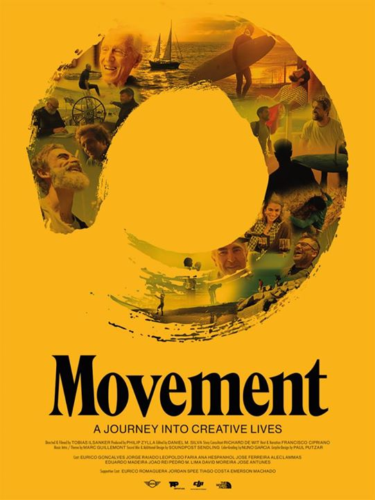 Movement - A Journey Into Creative Lives