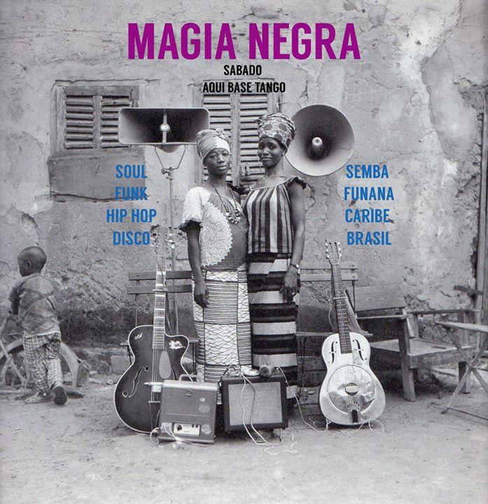 Magia Negra no Base Tango