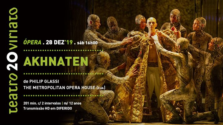 Akhnaten - Met Opera in HD
