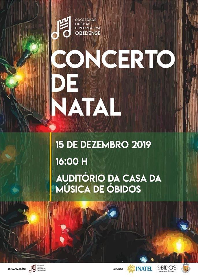 Concerto de Natal | Óbidos
