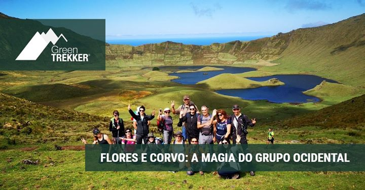 Flores e Corvo: A magia do grupo ocidental