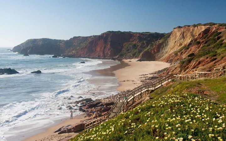 Caminhada Costa Vicentina 3ª Etapa / Almograve-Zambujeira do Mar