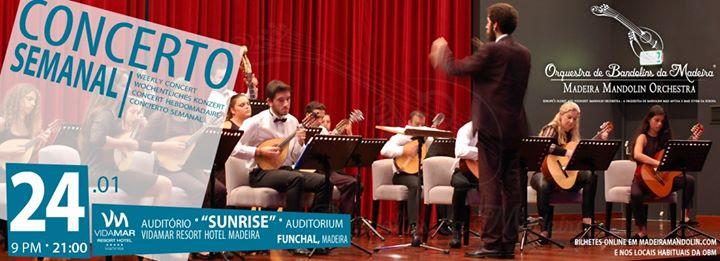 Concerto Semanal OBM | 24.01.2020