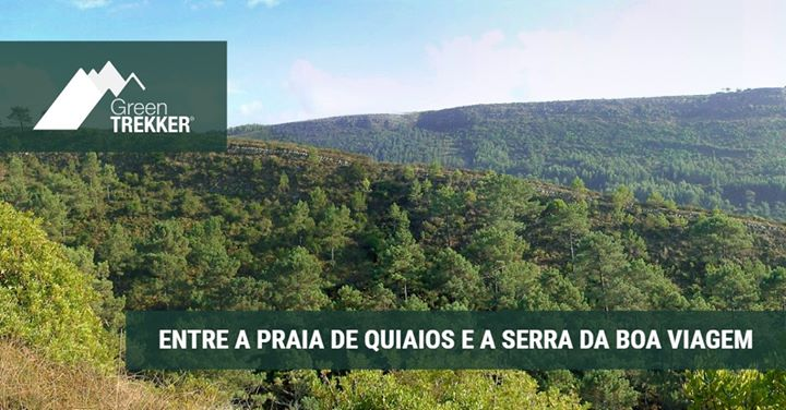 Entre a Praia de Quiaios e a Serra da Boa Viagem