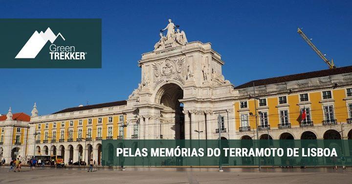 Pelas Memórias do Terramoto de Lisboa