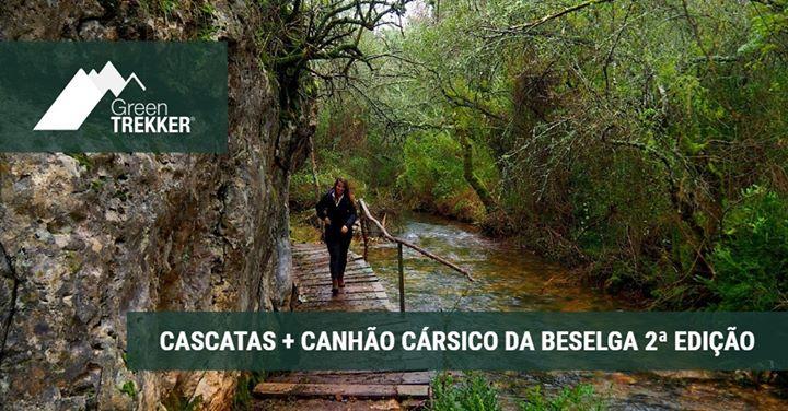 Cascatas + Canhão Cársico da Beselga 2ª Edição