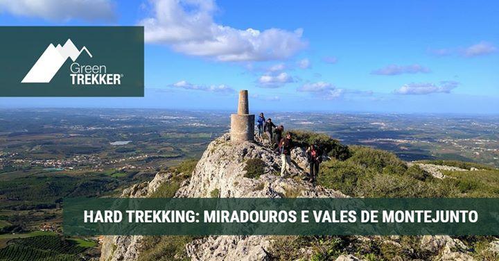 Hard Trekking: Miradouros e Vales de Montejunto