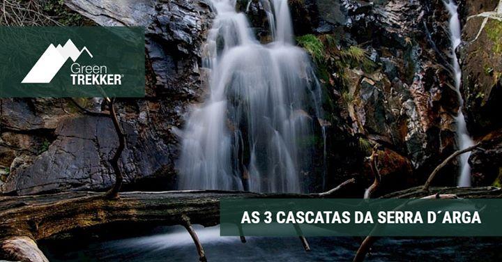 As 3 Cascatas da Serra D´Arga