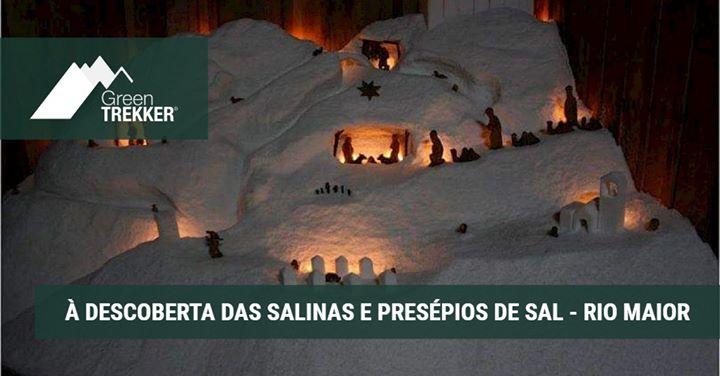 À descoberta das Salinas e Presépios de Sal - Rio Maior