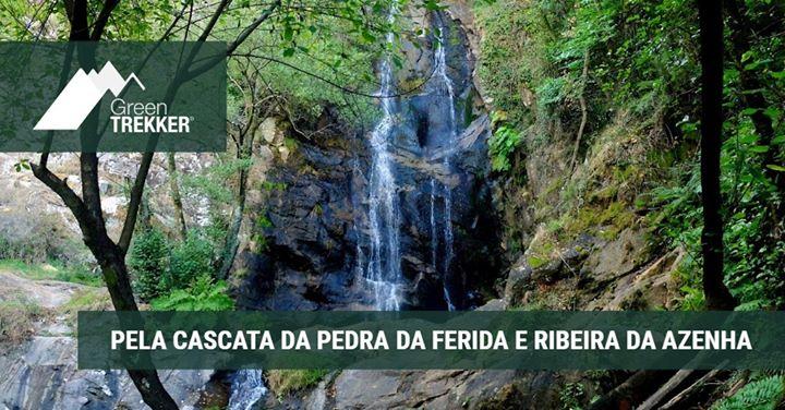 Pela Cascata da Pedra da Ferida + Ribeira da Azenha/Penela