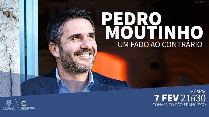 Pedro Moutinho | Um Fado ao Contrário