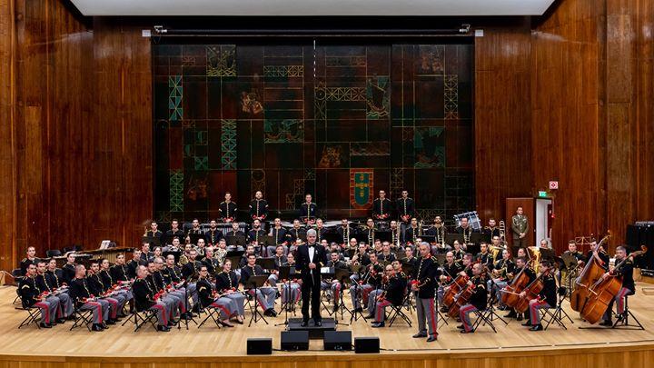 Concerto de Ano Novo → Brigada de Intervenção