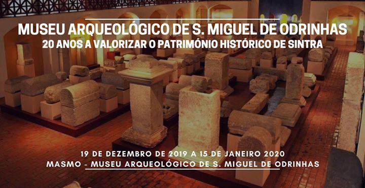 Masmo: 20 anos a valorizar o Património Histórico de Sintra