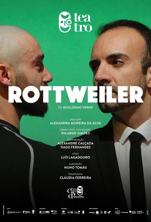 Rottweiler | Teatro do Noroeste