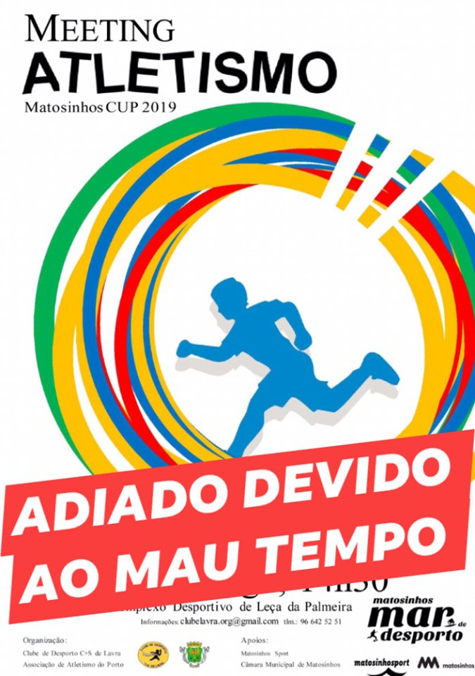 Meeting Atletismo