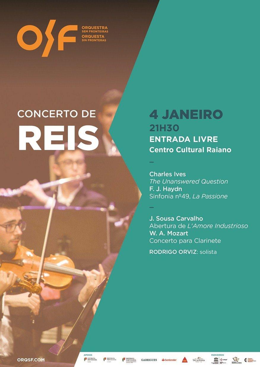 Concerto de Reis - Orquestra Sem Fronteiras