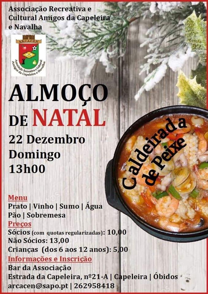 Almoço de Natal | Capeleira
