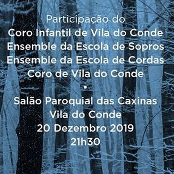 Concerto de Inverno do PROFILAR