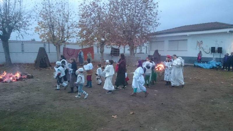 Belén Viviente en el Rincón del Obispo