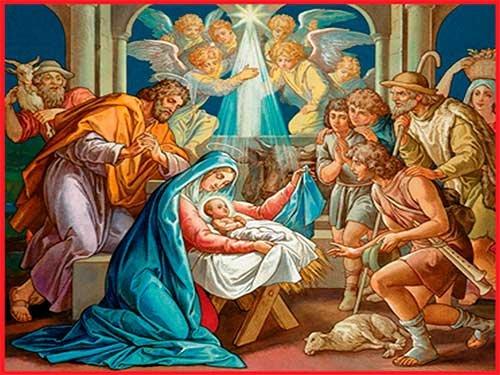 Bendición de los Niños Jesús de los Nacimientos y entrega premios del Concurso de Dibujos