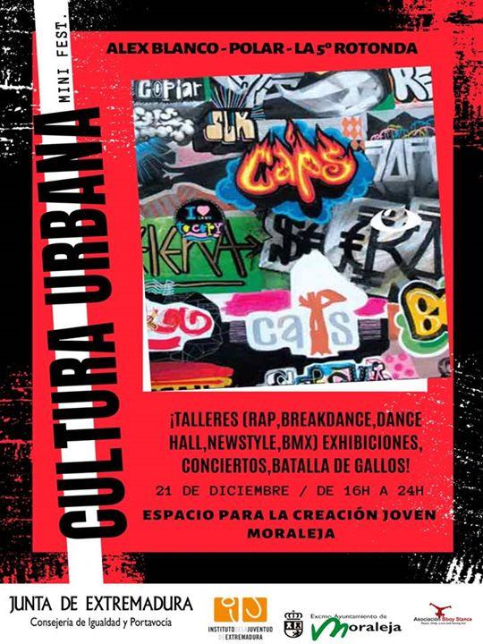 Cutura Urbana minifest.