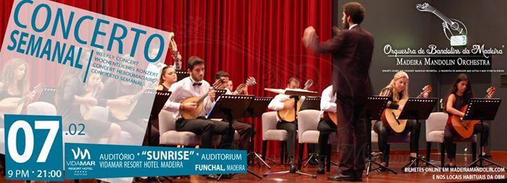 Concerto Semanal OBM | 07.02.2020