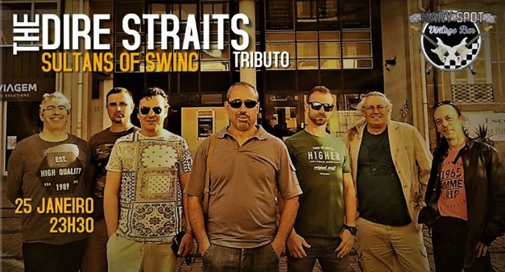 Sultans of Swing tributo Dire Straits