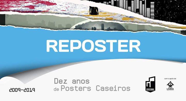 RePoster - 10 anos de Posters Caseiros