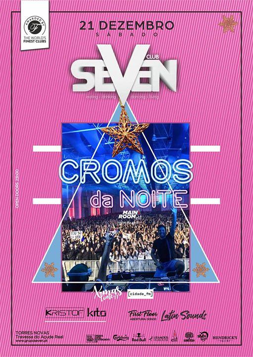 Seven| Cromos Da Noite By Cidade Fm