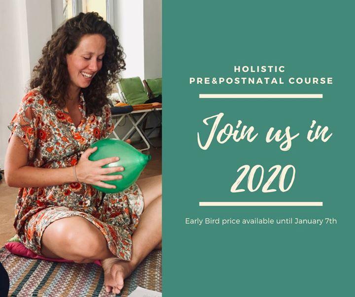 Holistic pre&postnatal Course