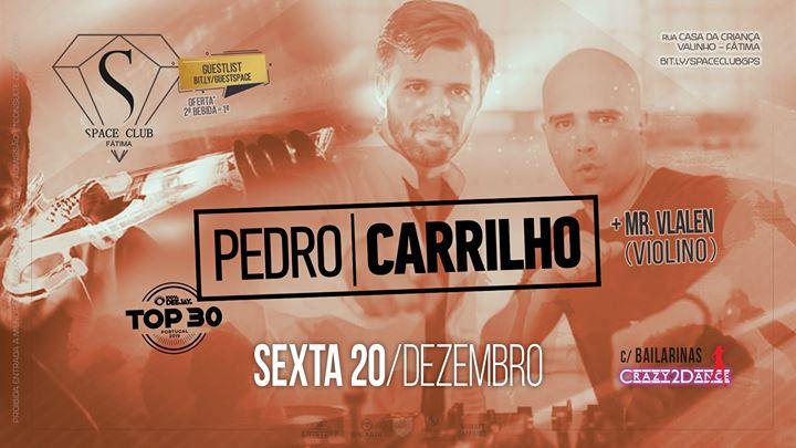Dj PEDRO CARRILHO + violino MR. VLALEN