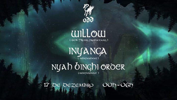 Willow//Inyanga//n.b.o NO ODD