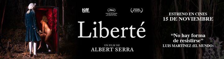 Liberté, de Albert Serra