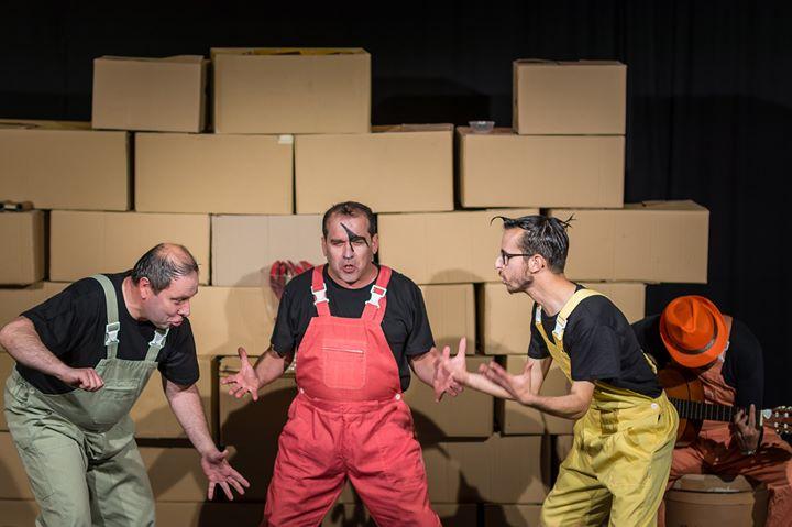 Teatro 'Nióbio' ULTIMAcTO - Cem Soldos