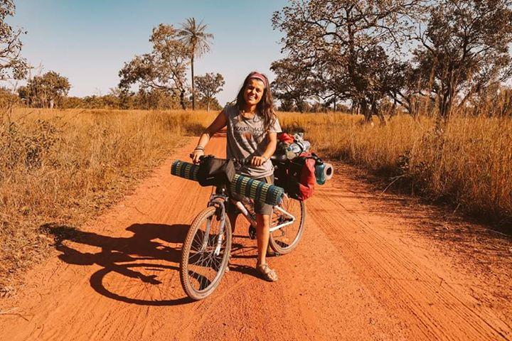 Tertúlia de Viagem - Lisboa à Guiné Bissau de Bicicleta