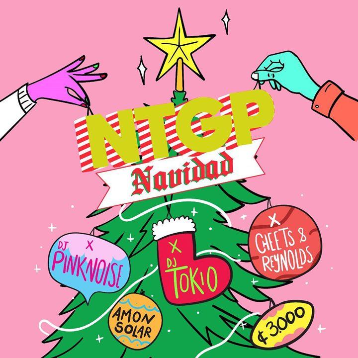 NTGP fiesta de Navidad